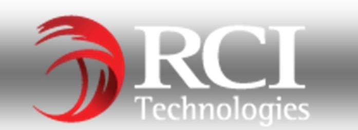RCI Logo - Fuel Filtering, Purification & Polishing System