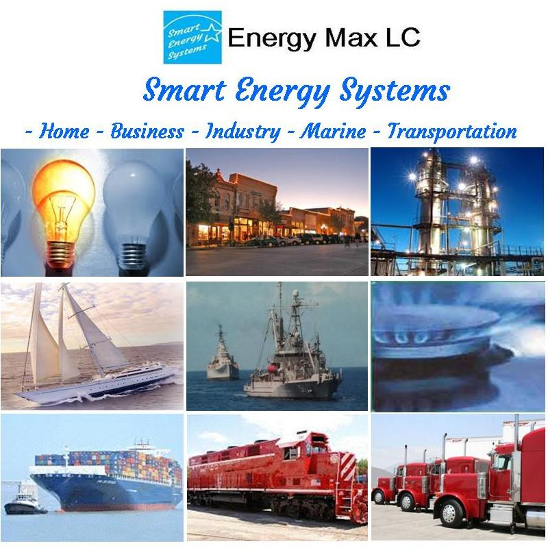 Smart Energy Systems - Home, Business, Industry, Marine, Transportation